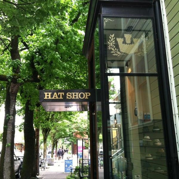 Goorin Bros Hat Shop Northwest District 808 Nw 23rd Ave