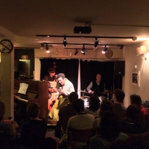 Spots to Visit in Paris, France: Bab Ilo - Jazz Club in Paris