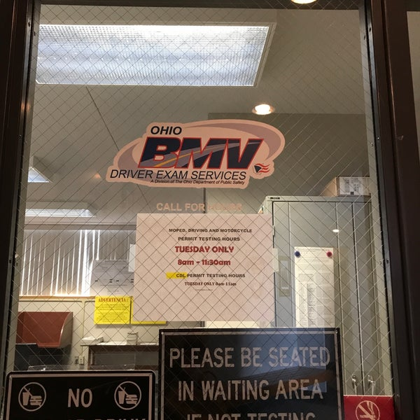Ohio Bmv Motorcycle Testing Locations | Reviewmotors co