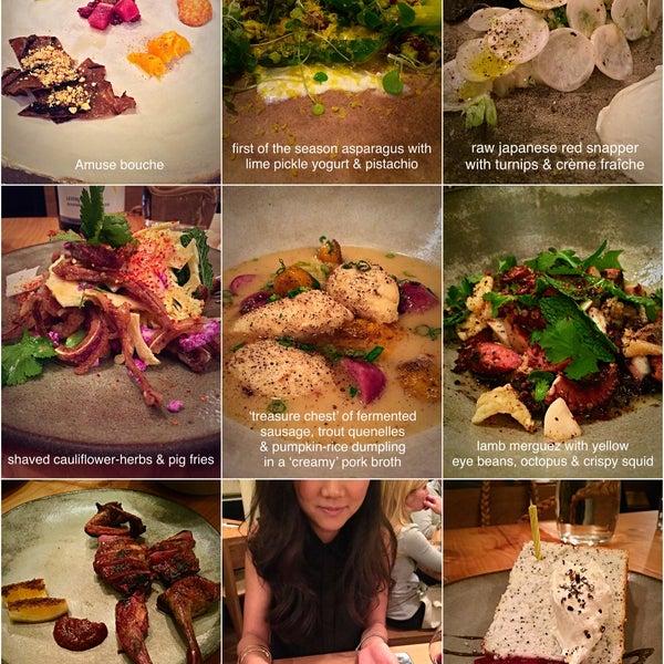 Romantic Seafood Restaurants San Francisco