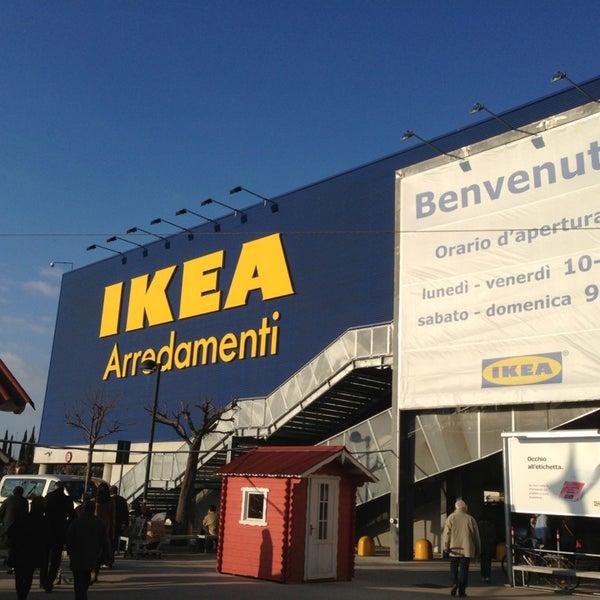 Ikea Roma Anagnina Negozio Di Arredamento Casalinghi In Roma