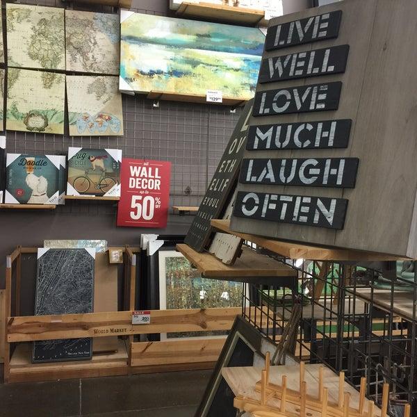 World Market Lubbock TX