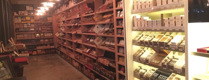 The Lone Wolf Cigar Company & Lounge is one of The 15 Best Places for Cigars in Los Angeles.