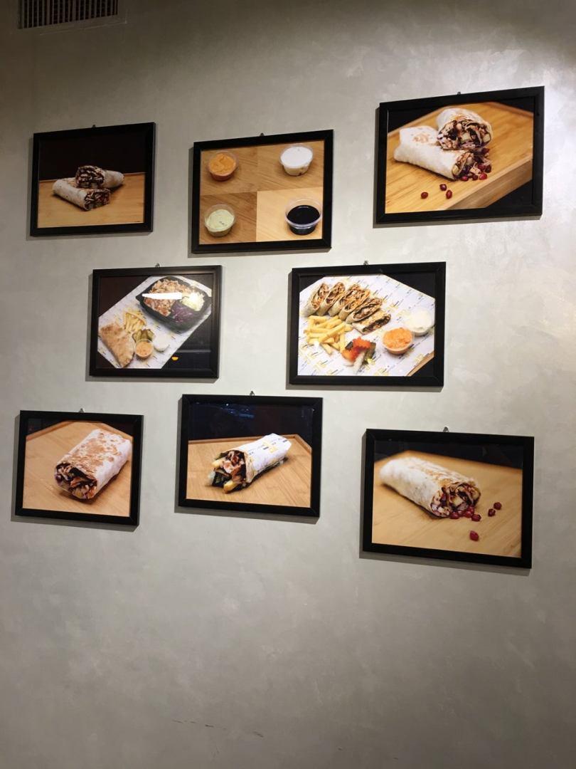 منيو مطعم شاورما بوتيك بالرياض