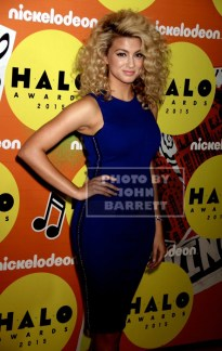 TORI KELLY singer at Nickelodeon HALO awards at Pier 36 south street 11-14-2015 John Barrett/Globe Photos 2015