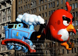 FLOATS at the 89th Macy's Thanksgiving Day Parade 11-26-2015 John Barrett/Globe Photos 2015