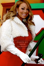 MARIAH CAREY at the 89th Macy's Thanksgiving Day Parade 11-26-2015 John Barrett/Globephotos 2015