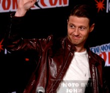 BEN McKENZIE attends the'' GOTHAM'' panel at day 4 of NY Comic Con at Javits center 10-11-2015 John Barrett/Globe Photos 2015