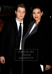 MORENA BACCARIN,BEN McKENZIE at the Independent FilmMaker project's 25th Gotham Independent film awards at Cipriani wall st 11-29-2015 John Barrett/Globe Photos 2015