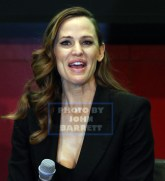 JENNIFER GARNER at the MOMS Mamarazzi event and Talkback with Jennifer Garner for the New Film ''Miracles from Heaven '' based on true story at Hearst Tower 300 w.57st 3-16-2016