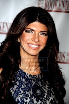 TERESA GIUDICE at her Book signing of her new book ''Turning The Tables'' at BookEnds store in Ridgewood New Jersey 2-10-2016 John Barrett/Globe Photos 2016