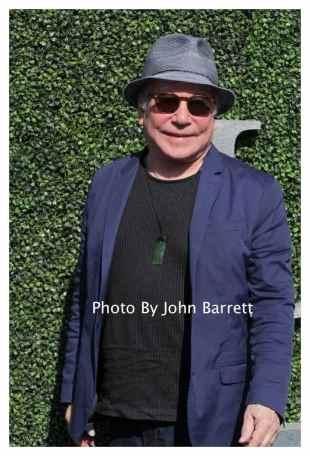 PAUL SIMON at Tennis US Open Day 14 at Flushing Meadow Park,Queens 9-11-2016 John Barrett/Globe Photos 2016