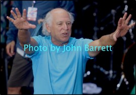 JIMMY BUFFETT at NBC ''Today ''Show Concert Series at Rockefeller Plaza 7-29-2016 John Barrett/Globe Photos 2016