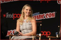 ALI LARTER, at panel for new movie ''Resident Evil:The Final Chapter'' at NY Comic Con at Javits Center 10-7-2016 Photos by John Barrett/Globe Photos 2016
