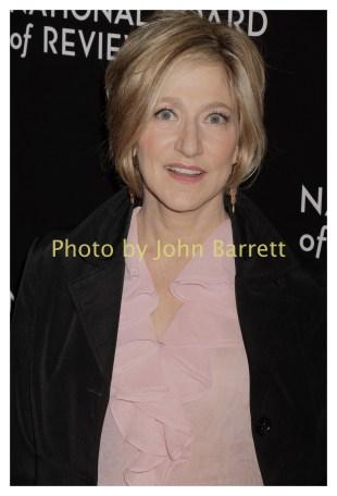 EDIE FALCO at National Board of Review Gala at Cipriani East 42street 1-4-2017 John Barrett/Globe Photos 2017