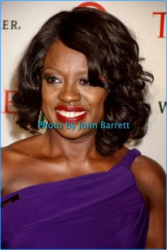 VIOLA DAVIS at TIME 100 Gala at Frederick P.Rose Hall at Lincoln Center 59st and Columbus Ave 4-25-2017 John Barrett/Globe Photos 2017