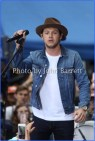 NIALL HORAN performing on NBC ''Today'' Show at Rockefeller Plaza 5/29/17 John Barrett/Globe Photos 2017