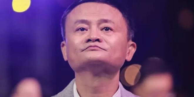 Alibaba Originator Jack Ma Out Of Nowhere Showed Up In China, Found In The Video_Image Source Google