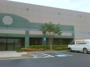 GA distribution center