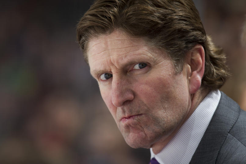 Image result for mike babcock