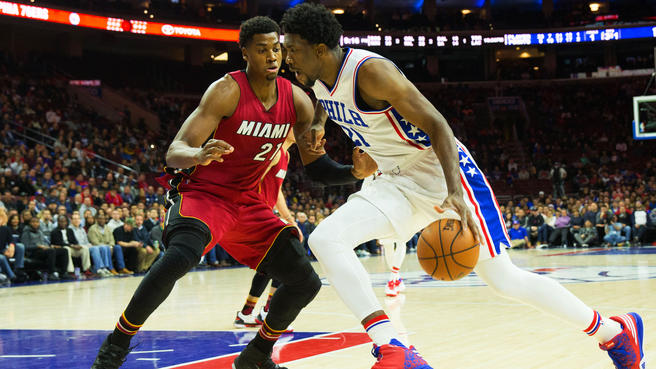 Image result for 76ers heat