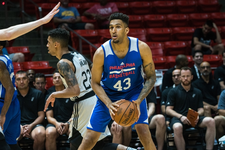 SIXERS' JONAH BOLDEN: A BANGER WHO CAN SCORE! – 215Sport