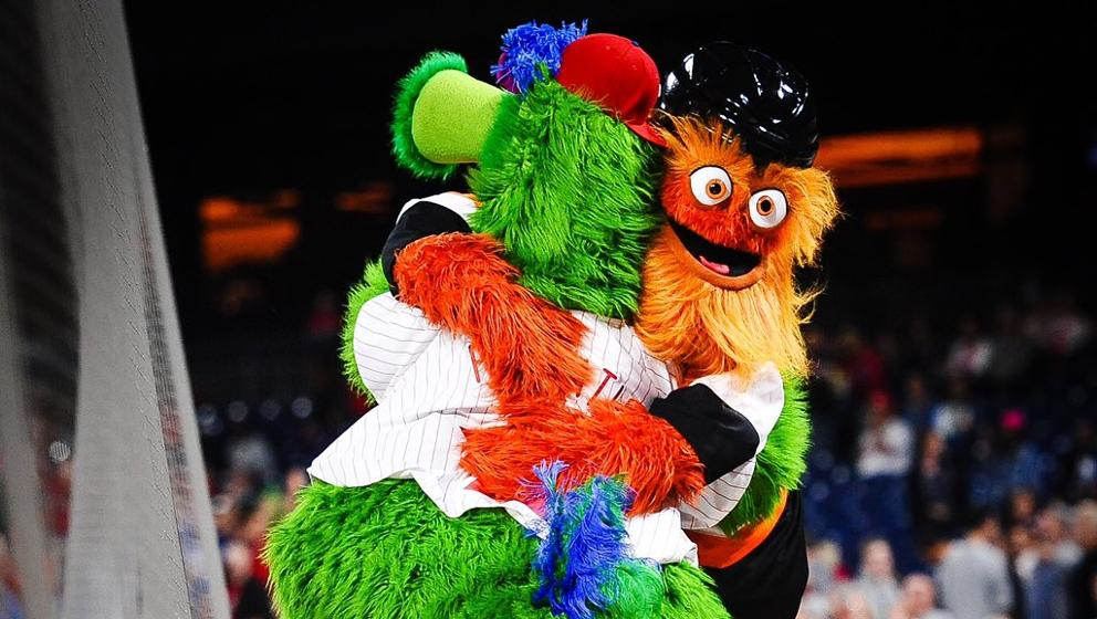 HOW FLYERS GRITTY BECAME AMERICAS MASCOT Fast Philly