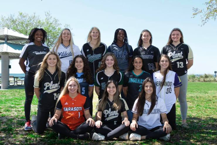 High School Teams Represented