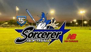 Sorcerer Softball Logo
