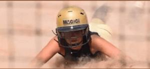 Kylee Edwards , Indiana Magic Gold - Kleiner