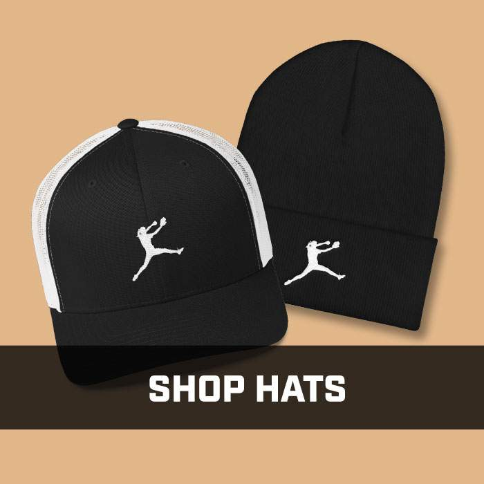 Shop Softball Hats - Fastpitch Tees