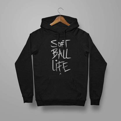 Softball Life - Fastpitch Tees Softball Hoodie