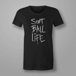 Softball Life - Fastpitch Tees Softball Tshirt