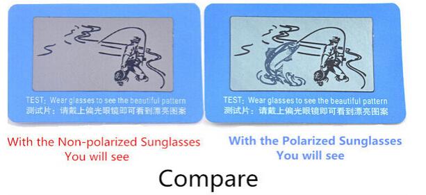 Polarizer Test Card
