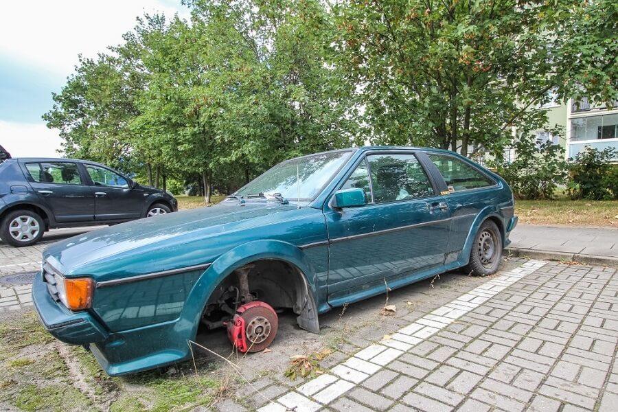 car disposal toronto