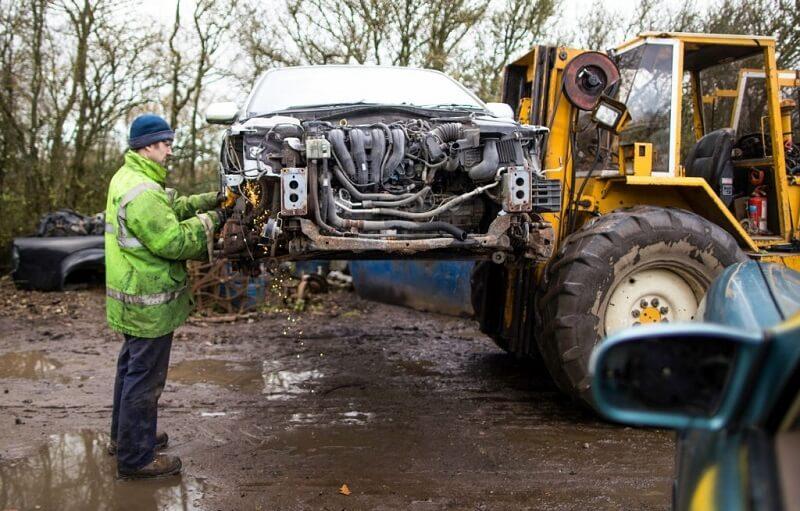 fast scrap car removal scarborough
