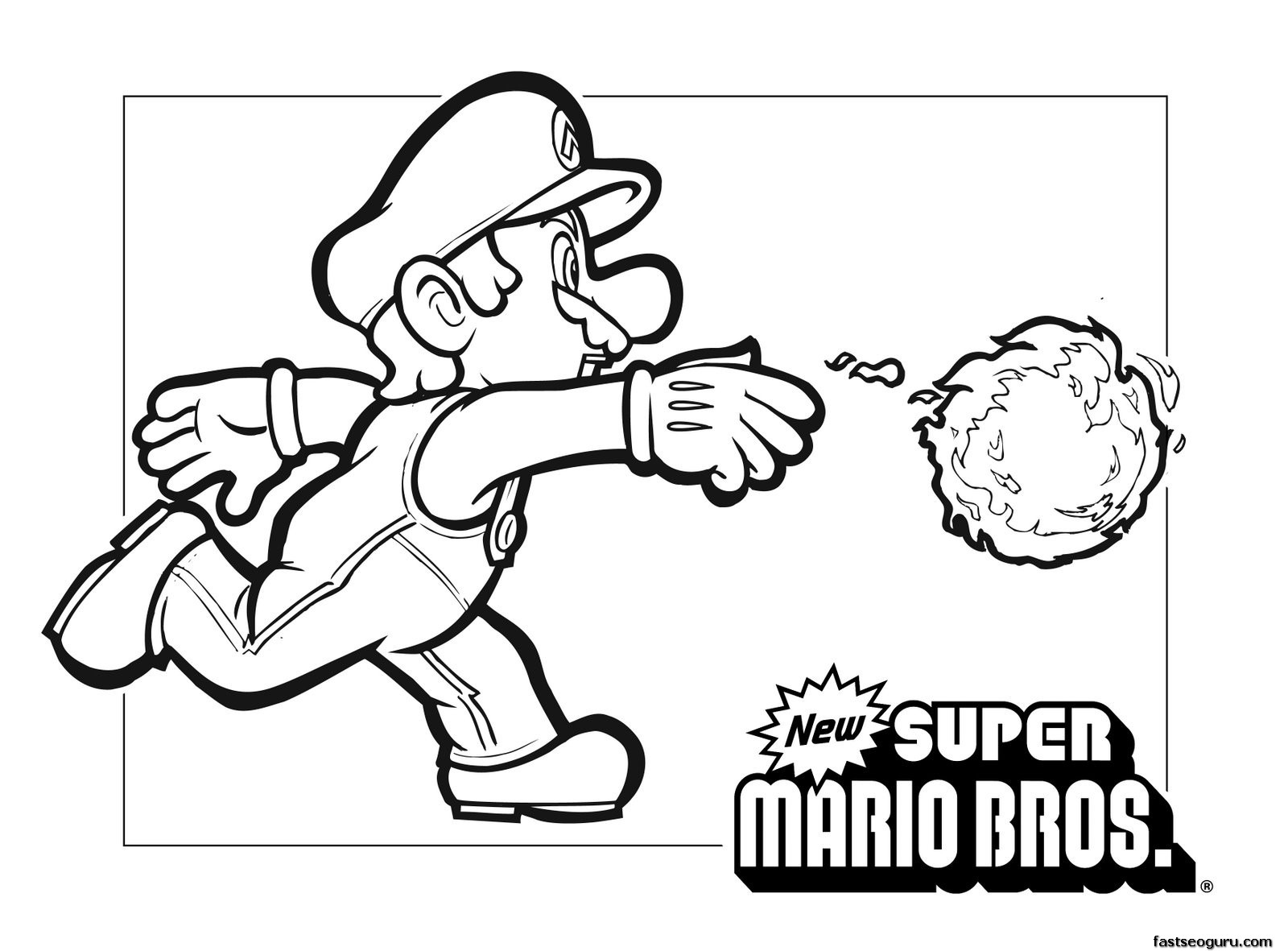 mario for kids