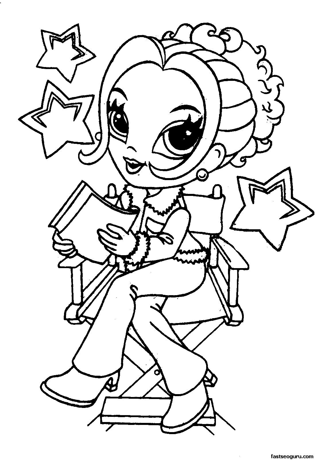 frank coloring pages for girls printable coloring pages for kids