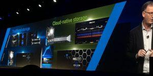 DellEMCWorld Cloud Native Storage