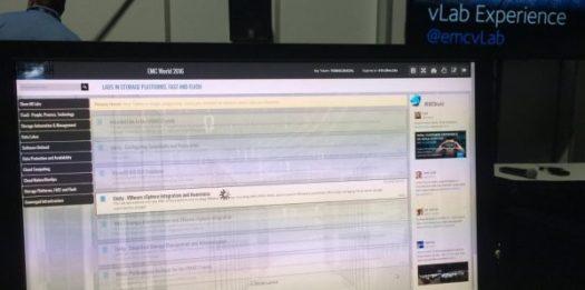 Dell EMC World 2017 Hands on Lab