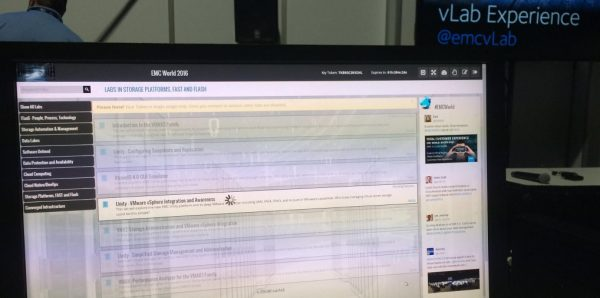 Dell EMC World 2017 Hands on Lab