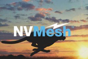 Excelero NVMesh logo