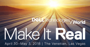 Dell Technologies World 2018