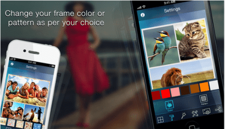 Video Collage video editor