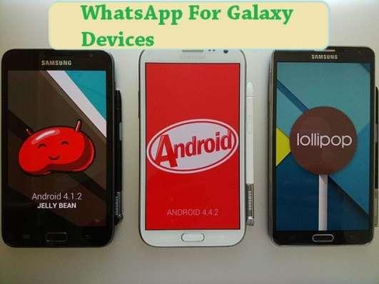 Samsung Galaxy Devices