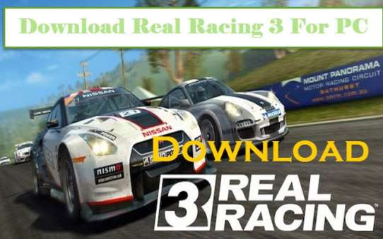 Real Racing 3 game PC