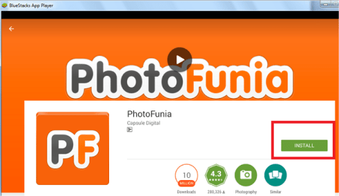 PhotoFunia for PC Laptop