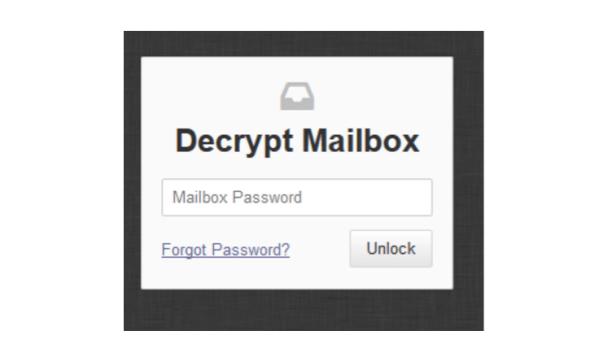 ProtonMail self destruct mails