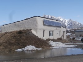 One of the first energy efficient homes on the Slope