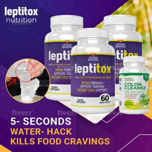leptitox pills for weight loss